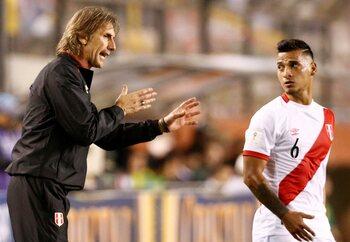 L'entraîneur : Ricardo Gareca