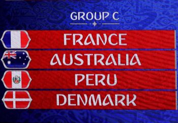 Wereldbeker 2018, groep C onder de loep: Bleus, Socceroos, Blanquirroja en Danish Dynamite