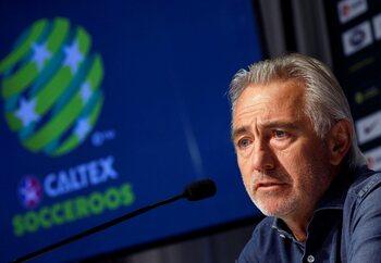 L'entraîneur : Bert van Marwijk