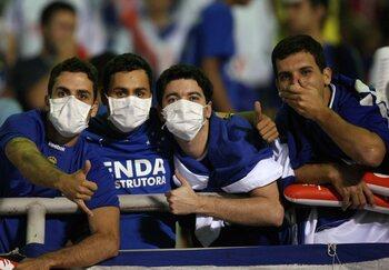 2009, le H1N1 perturbe la Copa Libertadores
