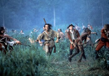 'The Last of The Mohicans' (1992)