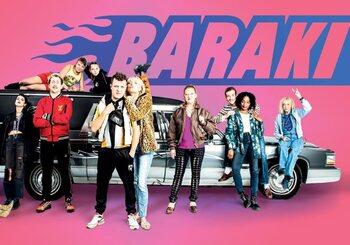 'Baraki', la série belge déjantée débarque sur Tipik