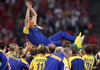 Une légende en Ukraine