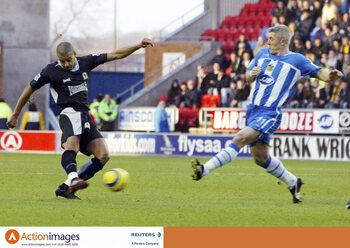 One day, one goal : Steven Reid flashé à 189 km/h contre Wigan