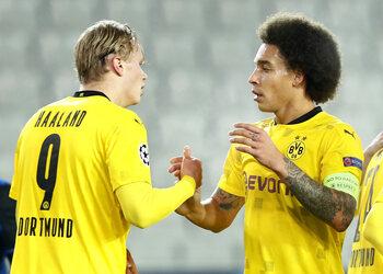 Haaland et les Belges de Dortmund rêvent de faire tomber le Bayern