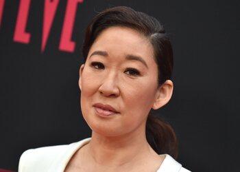 Actrice Sandra Oh zorgde voor een primeur bij de Emmy's