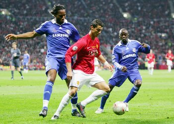 Manchester United - Chelsea (2008)