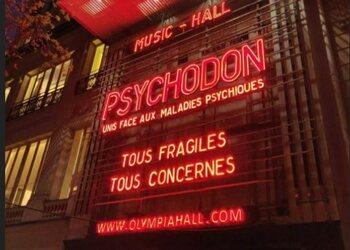 Le 'Psychodon' soutient la santé mentale avec une soirée exceptionnelle à l'Olympia