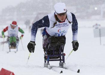 Et médaillée aux Jeux d'hiver !