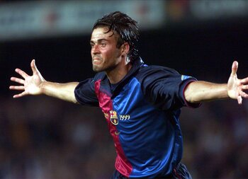 FC Barcelone - Real Madrid (14 février 1999)