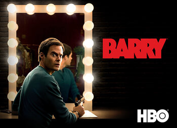 HBO-topserie Barry, nu in de Movies & Series Pass