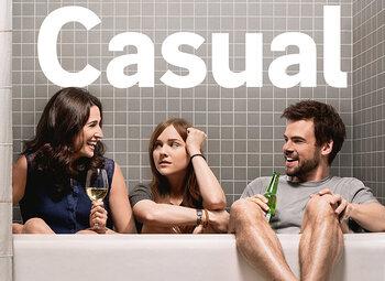 Casual: comedy, liefde en internet