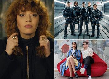 Deze films en series staan in februari op het menu bij Netflix