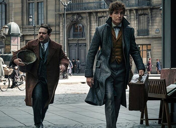 Fantastic Beasts: The Crimes of Grindelwald nu in de op aanvraag-catalogus van Proximus TV