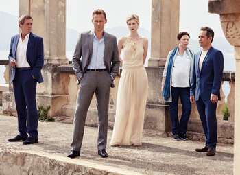'The Night Manager': interview met Simon Cornwell