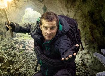 La série de survie interactive You vs Wild à voir maintenant sur Netflix!