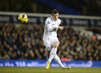 One day, one goal: de komische owngoal die Gareth Bale omver kegelde