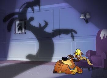 Des programmes sympas et divertissants à la télé, même pour vos petits monstres!