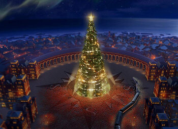 Laissez-vous porter par la magie des meilleurs films de Noël du catalogue à la demande de Proximus Pickx!