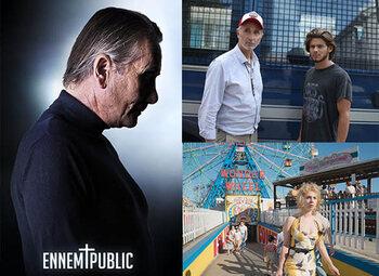Ne manquez pas, ce mois-ci, ces trois films et séries dans le Movies & Series Pass!