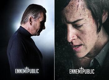 """""""Ennemi Public"""", la saison 2 dans le Movies & Series Pass dès le 6 janvier"""