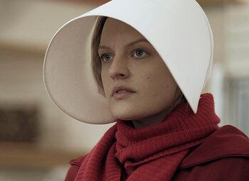 """Toutes les saisons de """"The Handmaid's Tale"""" (La Servante écarlate) sur Proximus TV"""