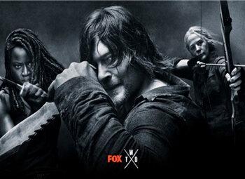 De zombies wandelen terug op FOX