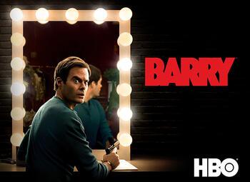 Bekijk het tweede seizoen van Barry via Movies & Series van Proximus Pickx