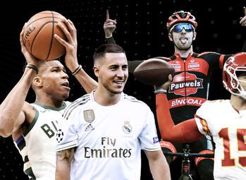 À ne pas manquer : ces événements sportifs sont à suivre en février sur Proximus Pickx