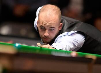 Luca Brecel: maakt hij een kans om het WK snooker te winnen?
