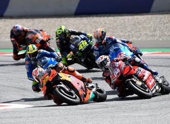 Moto GP: een stand van zaken