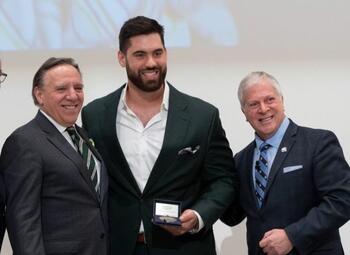 NFL: spelers met het hart op de juiste plaats