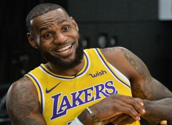 LeBron James: portret van een van de markantste spelers in de geschiedenis van de NBA