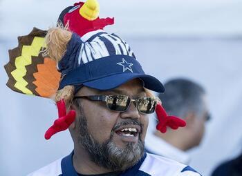 Thanksgiving: de beste donderdag van het jaar voor NFL-fans