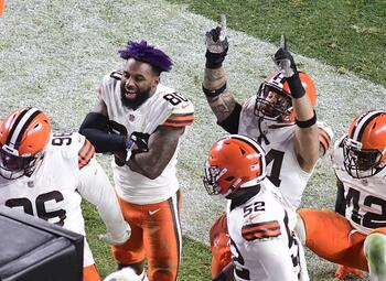 NFL: les Browns peuvent-ils signer l'exploit ce dimancheface aux Chiefs?