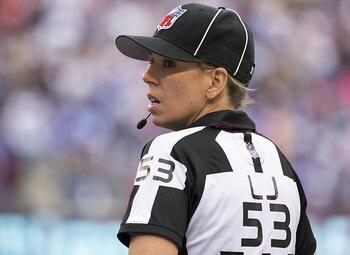 Les femmes en NFL
