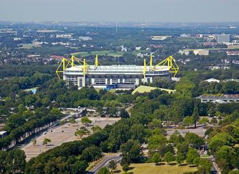 Le Signal Iduna Park ou l'antre du Mur jaune