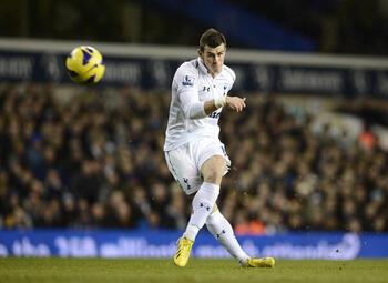 One day, one goal : l'autogoal gag de Gareth Bale face à Liverpool