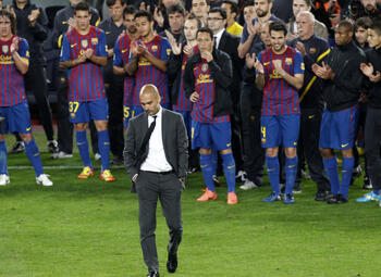 On this day: Pep Guardiola verlaat FC Barcelona
