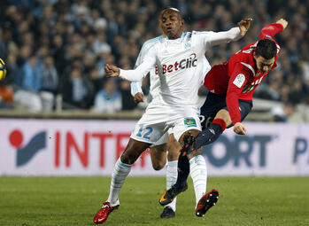 One day, one goal: Eden Hazard krijgt het stade Vélodrome stil