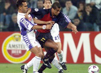 One day, one goal: de omhaal van Mauro Bressan tegen Barcelona