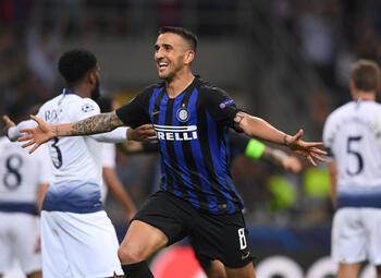 One day, one goal: Matías Vecino libère l'Inter pour son retour en Ligue des champions