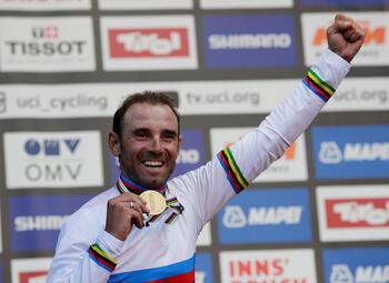 Pourquoi il faut profiter des dernières courses d'Alejandro Valverde