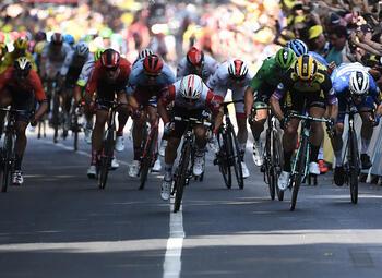 Wie kroont zich tot koning van de sprint in de 107de Tour de France?