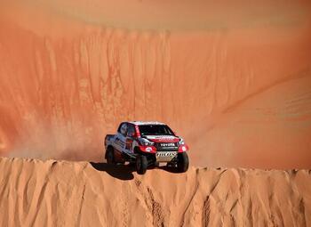 Welke Belgen mogen meedoen aan Dakar 2021?
