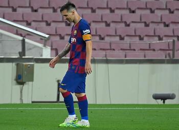 Het drukkingsmiddel van Lionel Messi: symptomen van een dieper ongenoegen