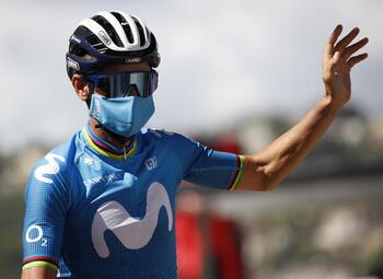 Waarom wielerliefhebbers moeten profiteren van de laatste wedstrijden van Alejandro Valverde