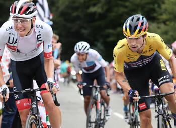 La Slovénie prend le pouvoir au Tour de France