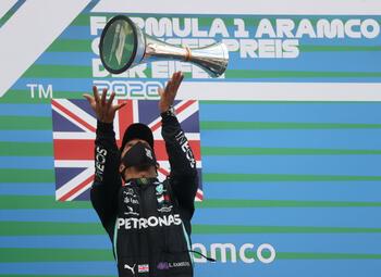 Zal Hamilton Schumacher inhalen op de Grand Prix van Portugal?