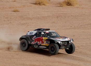 Le Dakar entre dans sa dernière ligne droite